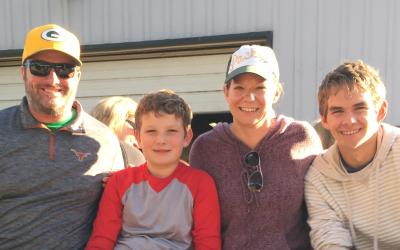 Scott Wheatley & Family